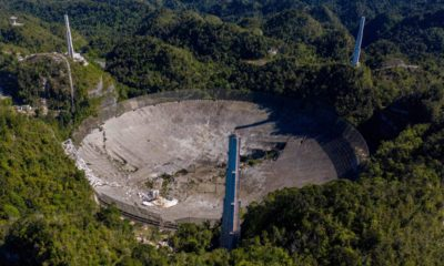 Arecibo telescope's fall is indicative of global divide around funding science infrastructure