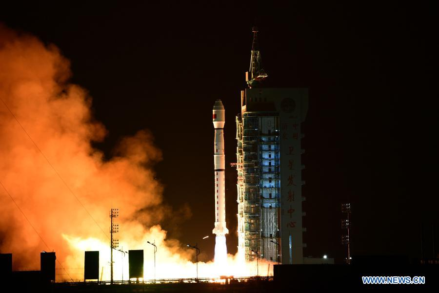 China launches secret military spy payload – Spaceflight Now