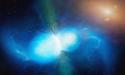 Cosmic ingredients: How the universe forges elements