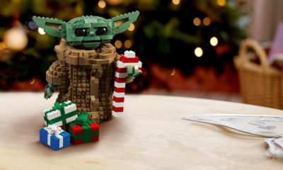 Lego wants to see your 'Star Wars' holiday creations