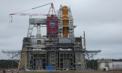 SLS Core Stage tanking test is first Green Run moment of truth for NASA - NASASpaceFlight.com