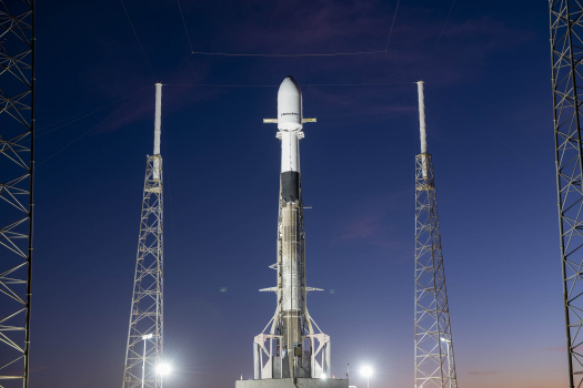 SpaceX's 25th Falcon 9 launch of the year, with SXM-7, scrubbed - NASASpaceFlight.com
