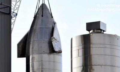 SpaceXs next high altitude Starship shrugs off fall damage SpaceX Boca Chica