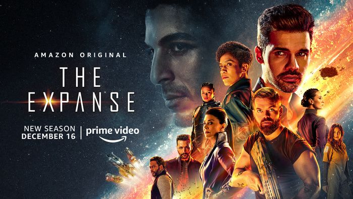 'The Expanse' season 5 launches back onto Amazon Prime Video this week