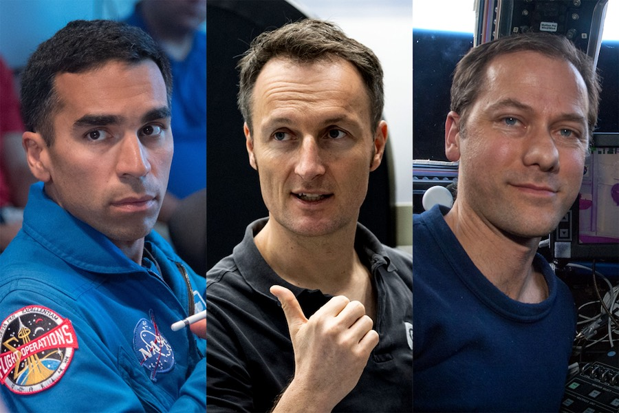 Three astronauts assigned to Crew Dragon mission in late 2021 – Spaceflight Now