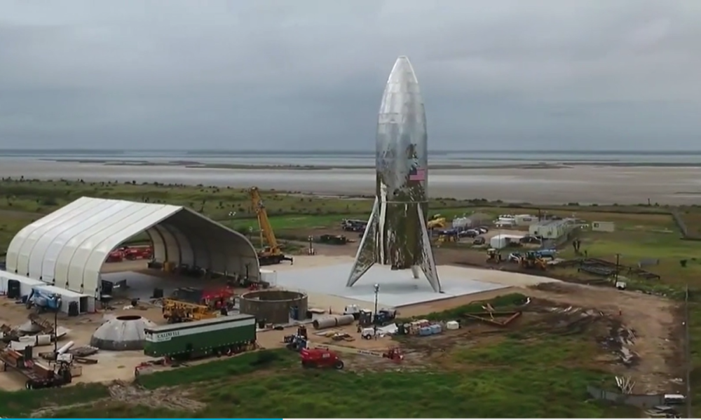 spacex rocket 1 SpaceX Boca Chica