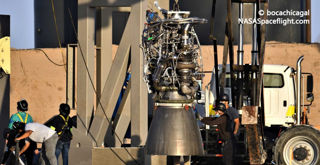 SpaceX inaugurates two new Starship engine test stands with a SpaceX Boca Chica